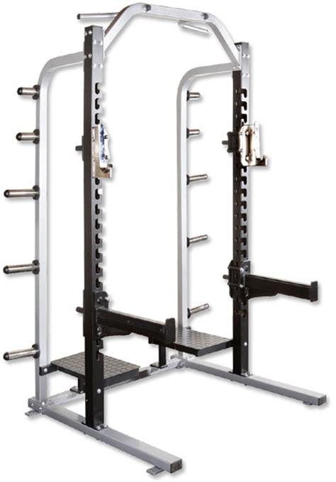 magnum fitness varsity series  rack   tall full commercial