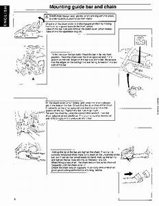 Husqvarna 36 41 Chainsaw Owners Manual  1995 1996 1997