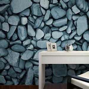 Papier Peint Imitation Pierre Naturelle : papier peint imitation pierre d coration murale originale ~ Nature-et-papiers.com Idées de Décoration