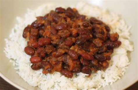 cuisiner des haricots rouges secs plat exotique archives cookée