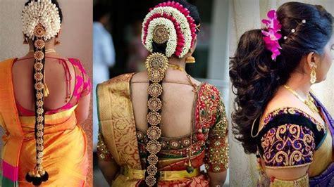 indian bridal hairstyles ideas  pinterest