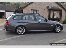 2007 BMW 330d Touring Automatic E91 related infomation