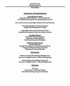 Basic resume template examples http wwwresumecareer for Easy resume format sample