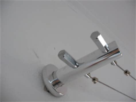 Schutz Für Wand by Halterung F 195 188 R Gardinenseil L 195 182 St Sich Aus Der Wand