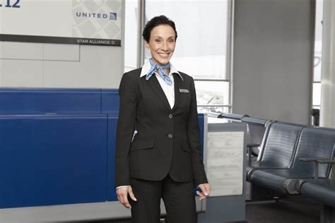 united airlines service desk united rolls out new uniforms for attendants others