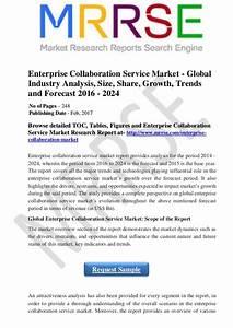 Enterprise Collaboration Service Market - Global Industry ...