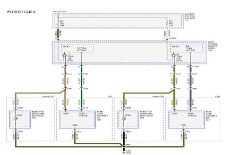 light wiring diagram ford wiring diagram