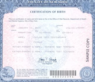 birth certificate application form nyc the perversion of american birth certificates huffpost
