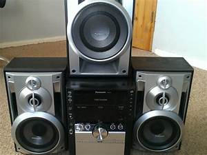 Panasonic Sa Ak 750 Home Stereo System For Sale In
