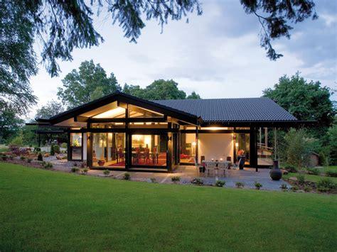 modern timber framed minimalist bungalow house idesignarch interior design architecture