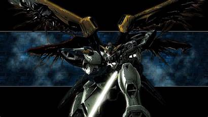 Gundam Wallpapers Anime Desktop Background Backgrounds Deathscythe