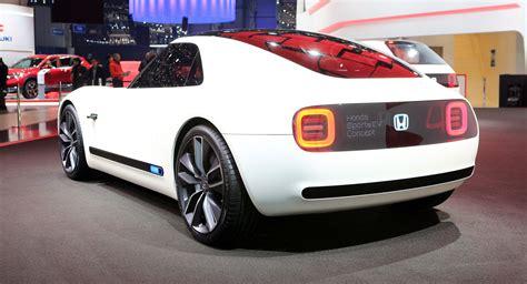 honda imagines a retrolicious sports ev coupe for 2020 carscoops