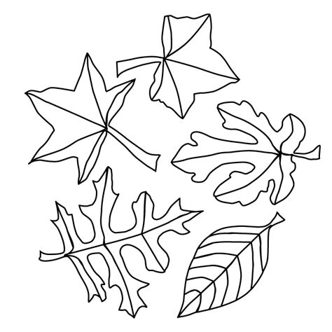 Coloring Leaves by Fall Leaves Coloring Pages Best Coloring Pages For