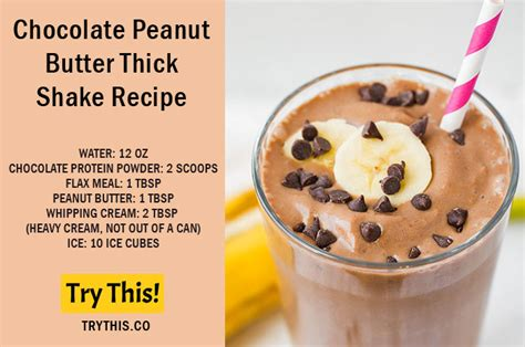 Muscle Building Protein Shakes Recipes - Food Tips - TryThis!