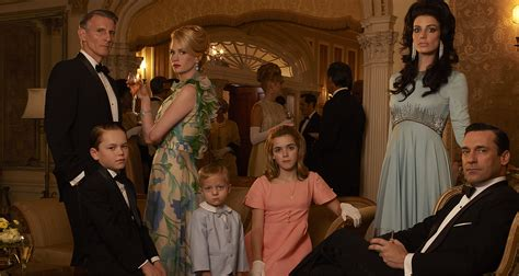 'mad Men' Season 6 Photos Get Even More Colorful With The Cast