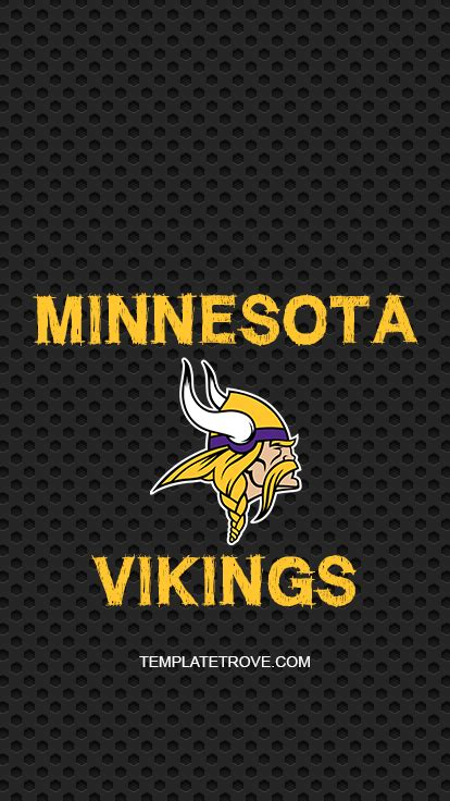 Green Bay Packers Iphone 8 Plus Wallpaper by 2018 2019 Minnesota Vikings Lock Screen Schedule For