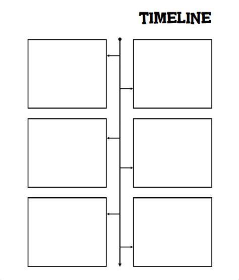 timeline samples sample templates