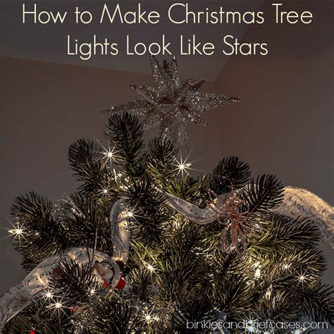 how to take great pictures of tree lights
