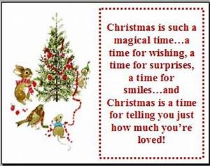 Christmas Greeting Card Verses and Sentiments ...