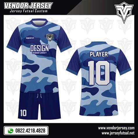 katalog desain baju futsal sepakbola  vendor jersey