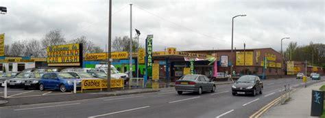 Car Wash And Car Sales, Kirkstall Road