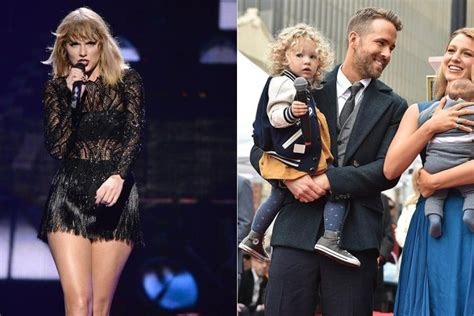 Taylor Swift Recruits Blake Lively And Ryan Reynolds ...