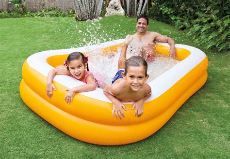 Intex Swimming Pool Inflatable Pool For Adults Kids
