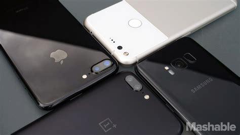 samsung galaxy s8 vs iphone