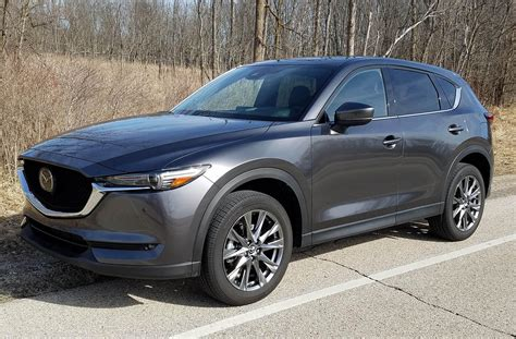 Mazda 5 Picture by 2019 Mazda Cx 5 Signature Awd Review Looks Power