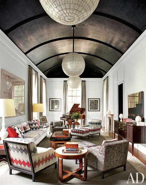 contemporary living room by s r gambrel inc ad