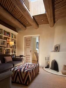 Amazing, Modern, Adobe, House, Exterior, Design, Ideas, 20