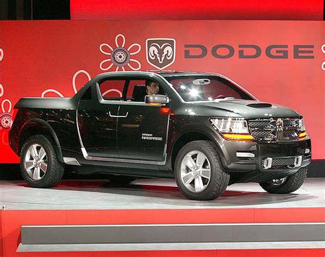 2017 Dodge Rampage Price And Release Date  Cars Review