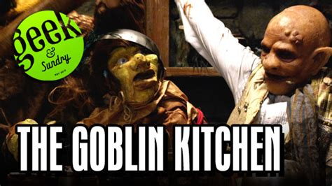 Goblin Kitchen: Labyrinth Masquerade | Geek and Sundry