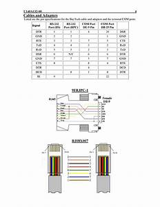 9 Pin Serial To Usb Wiring Diagram