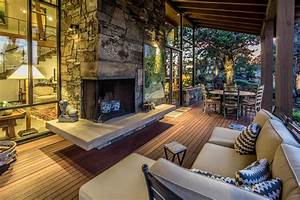 15, Amazing, Rustic, Deck, Designs, That, Will, Enhance, Your