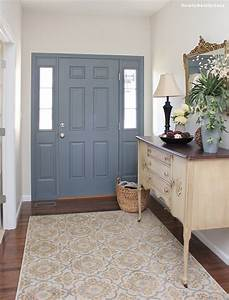 Entryway, Foyer, Makeover
