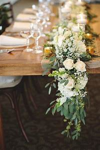 COLOR OF THE YEAR 2017 - Greenery Wedding Centerpiece