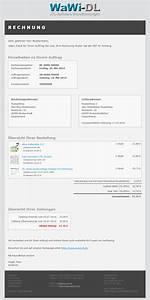 Rechnung 48 : jtl wawi email vorlagen set html design 01 wawi dl 48 00 ~ Themetempest.com Abrechnung