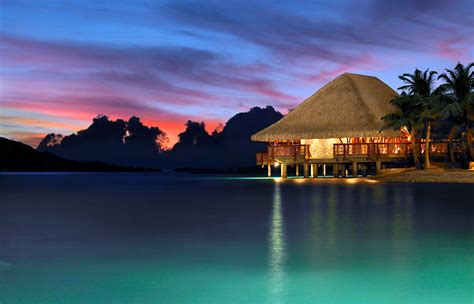 Four Seasons Resort Bora Bora « Luxury Hotels TravelPlusStyle