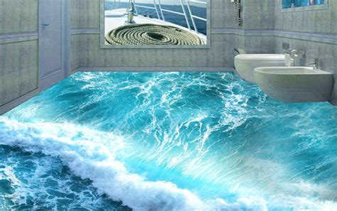 cleaning bathroom tile floors 3d designs floor graphics and 3d wall tiles for house