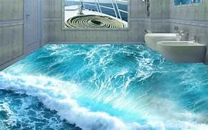 New 3d Picture Bathroom Tile 3d Ceramic 3d Flooring Tile ...