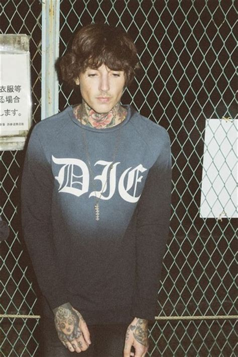 sweater die oli sykes bring me the horizon oliver sykes drop dead clothing drop dead