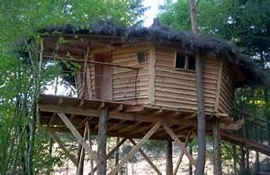 Cabane En Bois : cabanes descriptif tarif ~ Premium-room.com Idées de Décoration