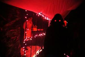 Hughes family haunted house in west Mobile draws hundreds ...