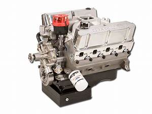 Ford Performance Mustang 427 CI 600HP Aluminum Crate Engine w/ Front Sump Pan M-6007-Z427AFT ...