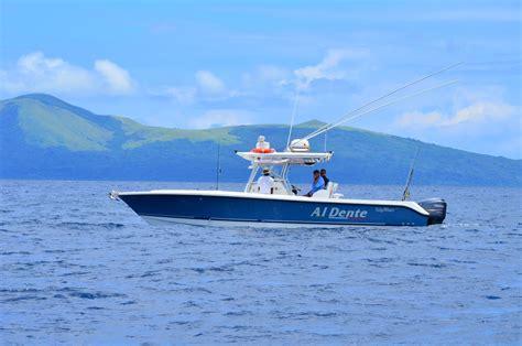 Fishing Boat Ocean by Sport Fishing Vanuatu Having A Go Gt S In Turquiose