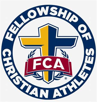 Fca Fellowship Christian Athletes Pngkey