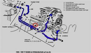 5 Best Images Of 2000 Camaro Engine Diagram