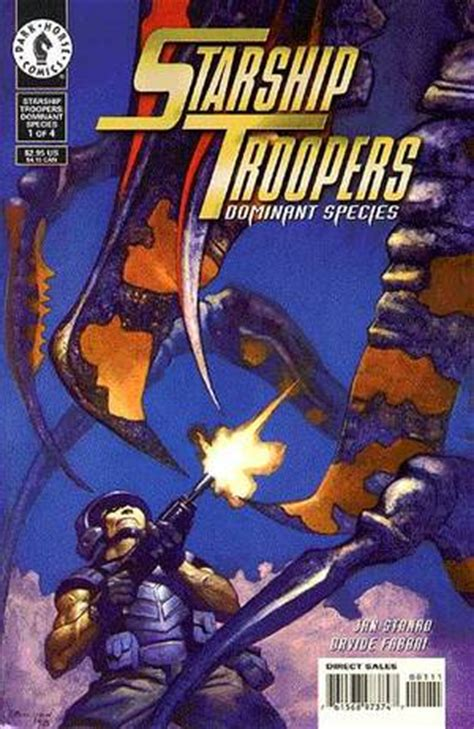 starship troopers dominant species starship troopers