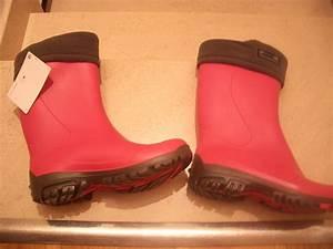 Bottes De Pluie Femme Decathlon : bottes de pluie d cathlon 29 rose 524756 ~ Melissatoandfro.com Idées de Décoration
